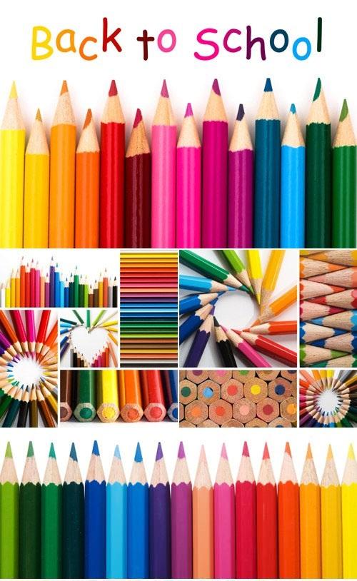 دانلود تصاویر استوک مداد رنگی Stock Photo – Color Pencils