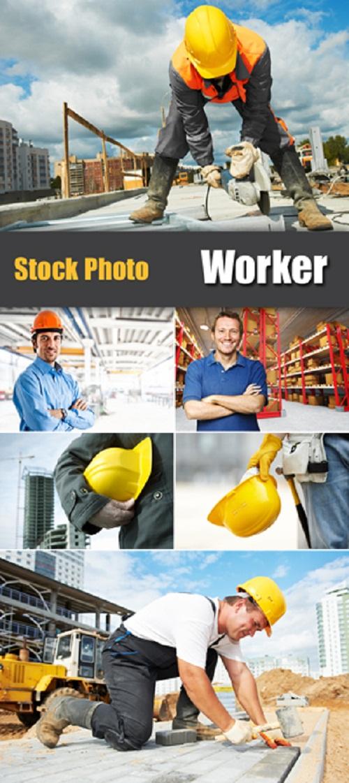 دانلود تصاویر استوک کارگران Stock Photo - Worker