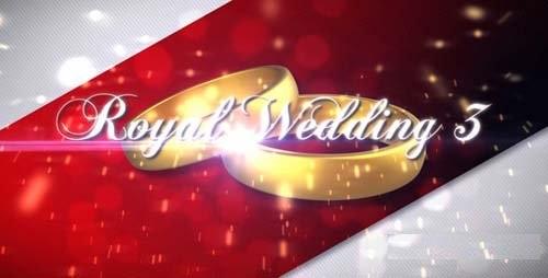 دانلود پروژه افترافکت پر زرق و برق و سلطنتی ازدواج Videohive After Effects Project - Royal Wedding