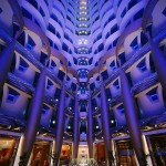 تصاویری از برج العرب در دبی