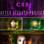 دانلود پروژه افترافکت مدل و فشن با نام After Effects Project Fashion Nebula