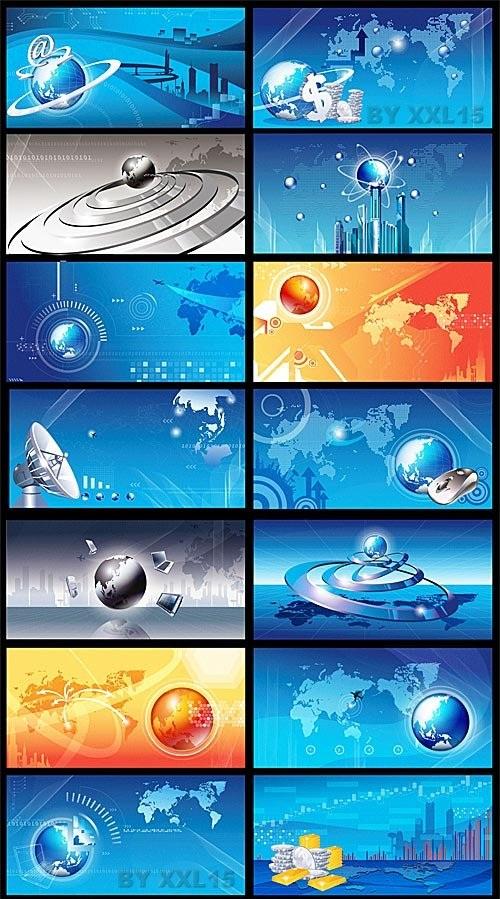 کادر نقاشی آبی گرافیک | دانلود آموزش ،گرافیک و عکس