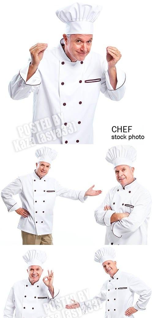 دانلود 5 تصویر استوک زیبا از سر آشپز