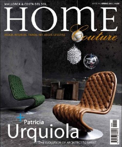 مجله طراحی و دکوراسیون داخلی Home Couture issue 6 - Spring 2012
