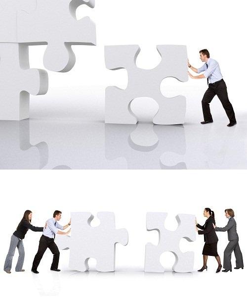 دانلود تصاویر استوک پازل و معما Puzzles Stock Photo