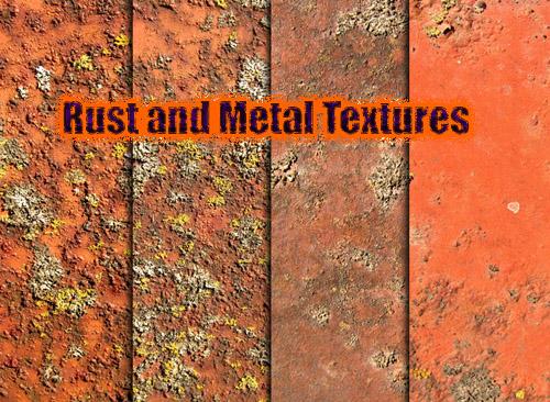 دانلود تکسچر یا بافت های زنگ زدگی و پوسیدگی فلز