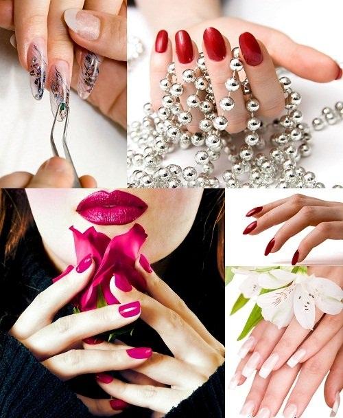 دانلود تصاویر استوک ناخن و انگشت Stock Photos Nails