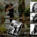 دانلود فون و قاب عکس عروسی کم حجم شماره 4