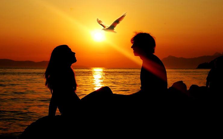 تصاویر عاشقانه بسیار زیبا و دیدنی