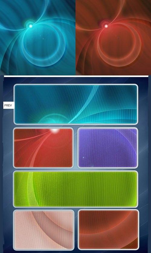 دانلود پس زمینه های زیبای لایه باز PSD برای فتوشاپ شماره 9