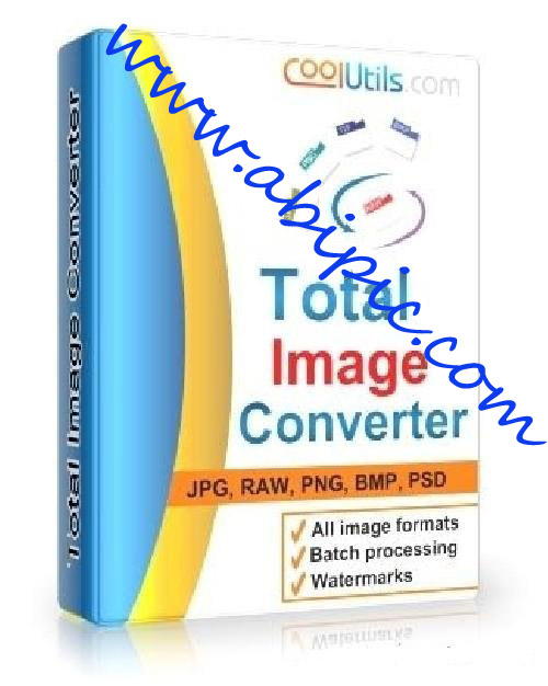 دانلود نرم افزار تبدیل فرمت عکس CoolUtils Total Image Converter 1.5.0.101