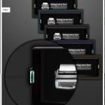 دانلود اسلایدرهای لایه باز PSD برای فتوشاپ