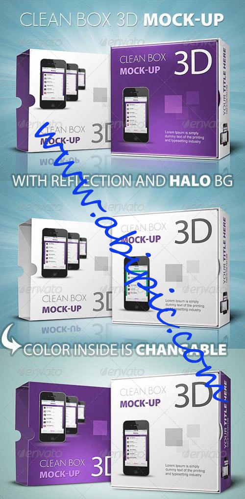 دانلود طرح لایه باز برای ساخت جعبه ها و پاکت های بسته بندی 3 بعدی