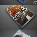 دانلود طرح آماده پوستر ایندیزاین InDesign Business Flyer Template