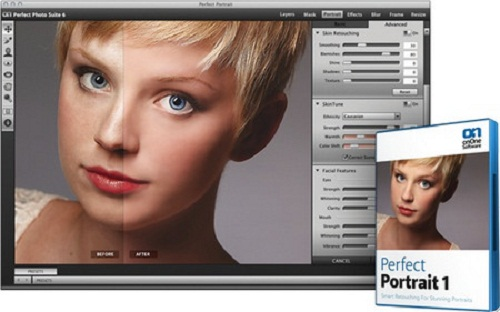 دانلود پلاگین فتوشاپ OnOne Perfect Portrait 1.1.0 برای روتوش عکس های پرتره