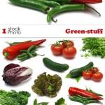 دانلود تصاویر استوک سبزیجات تازه