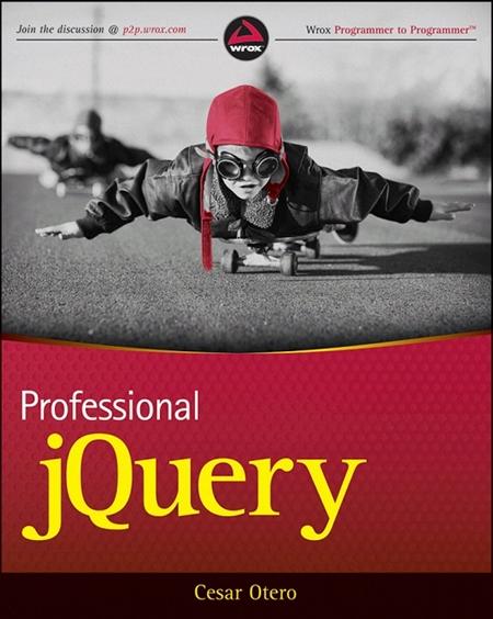 دانلود کتاب آموزش جی کوئری Professional jQuery 2012