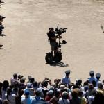 تصاویری از روشن شدن مشعل المپیک 2012 لندن در یونان