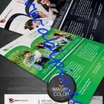 دانلود طرح لایه باز PSD پوستر تبلیغاتی آماده پرینت
