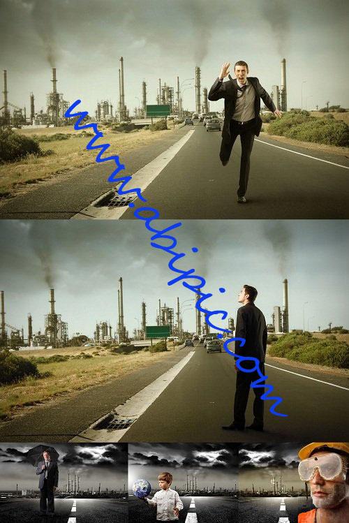 دانلود 5 تصویر استوک آلودگی و محیط زیست  Pollution of the World