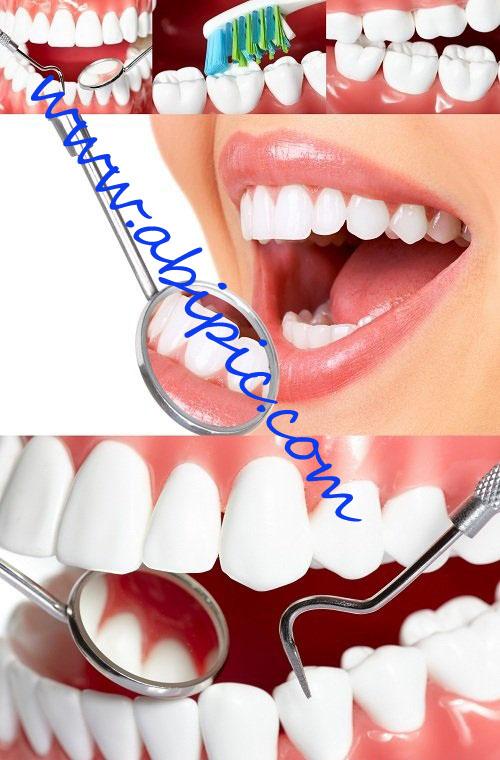 دانلود تصاویر استوک دندان و سلامتی دندان Stomatology Stock Photo
