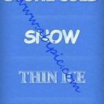 دانلود فونت یا استایل ها زیبای یخ و برف برای فتوشاپ