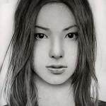 تصاویری از نقاشی های سیاه قلم حیرت انگیز و زیبا