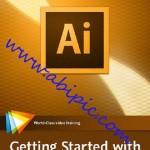 دانلود آموزش کار با ایلوستریتور Getting Started with Illustrator CS6