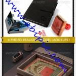 دانلود پک فتوشاپ  ساخت لوگوهای 3 بعدی 3D Photo Logo Mock Up