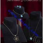 دانلود طرح و مدل 3 بعدی جواهرات Jewellery Collection