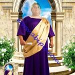 دانلود قالب عکس پرتره و لباس مرادنه مدل رومی Man in the Roman suit