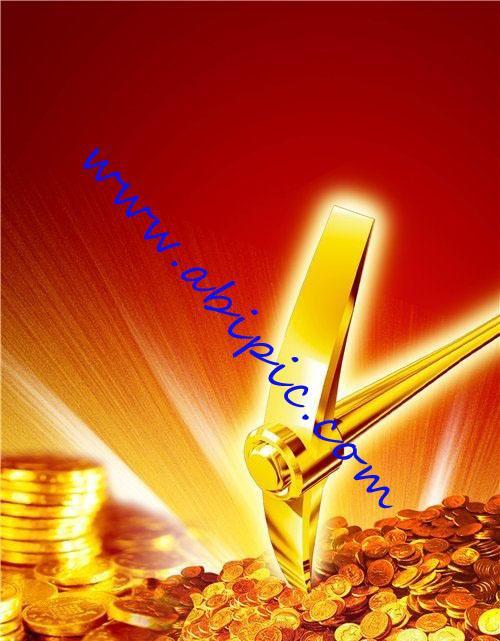 دانلود طرح لای باز معدن طلا و سکه طلا PSD Mining of gold