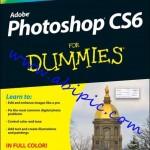 دانلود کتاب آموزش فتوشاپ CS6 برای تازه کارها Photoshop CS6 For Dummies