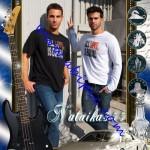 دانلود فون عکس مردانه زیبا با طرح ماشین و گیتار شماره 3