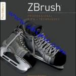 دانلود کتاب به همراه DVD فایل ها و تمرین آموزشی نرم افزار ZBrush