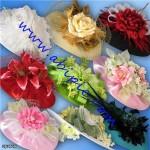 دانلود طرح لایه باز کلاه  های زنانه با طرح گل Hats with flowers