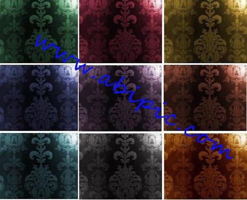 دانلود تسکچر های تزئینی تیره Ornate Textures Dark Set