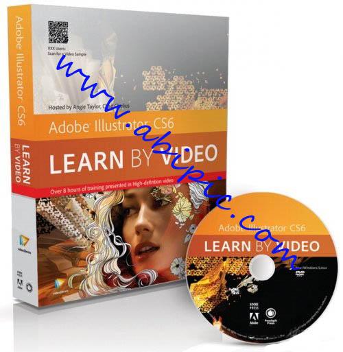 دانلود فیلم آموزش ایلوستریتور video2brain - Adobe Illustrator CS6