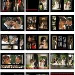 دانلود فون لایه باز PSD عروس و داماد آلبوم شماره 6