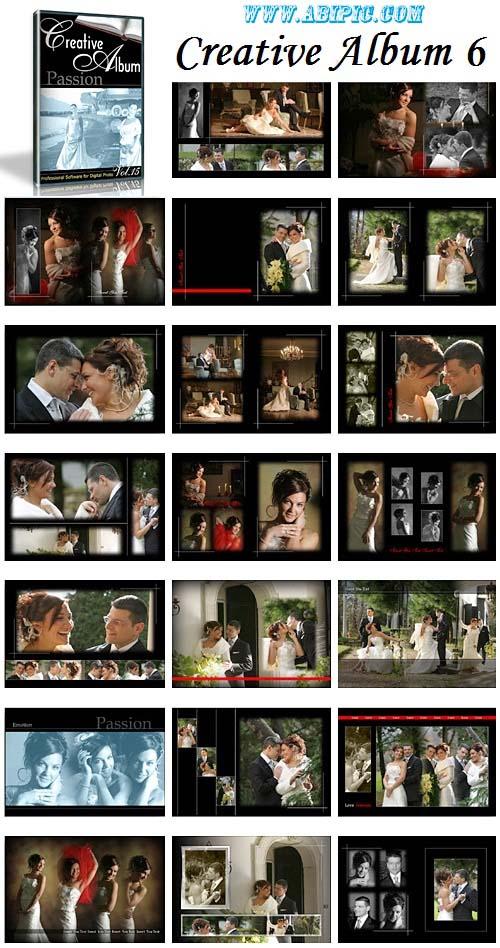 دانلود فون لایه باز عروس و داماد آلبوم شماره 6