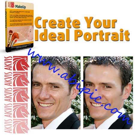 دانلود نرم افزار آرایش و روتوش عکس AKVIS MakeUp 3.0.374.8871