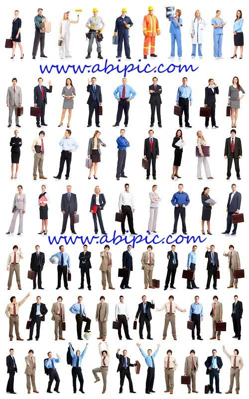 دانلود تصاویر استوک مشاغل مختلف Businessmen Stock Photo