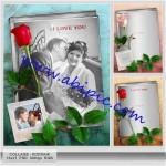 دانلود فون عکس عاشقانه لایه باز با نام خاطرات به یادماندنی