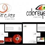 دانلود 2 طرح وکتور مختلف ست کامل اداری Corporate Business Elements