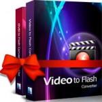دانلود نرم افزار تبدیل فیلم به فلش Free Video to Flash Converter 5.0.17.824