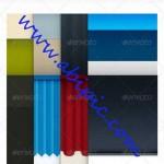 دانلود پترن و بکگراندهای طراحی سایت Backgrounds Web Kit