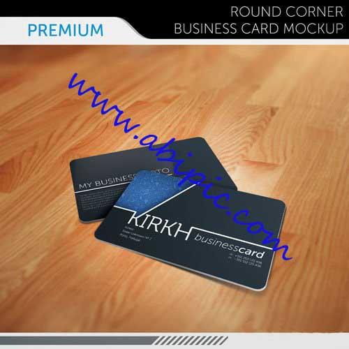 دانلود طرح لایه باز کارت ویزیت شماره 47 PSD  Premium Business Card