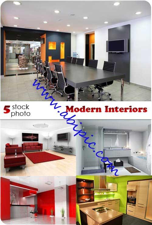 دانلود تصاویر استوک طراحی و دکوراسیون داخلی Modern Interiors