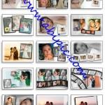 دانلود فون لایه باز عروس و داماد آلبوم شماره 5