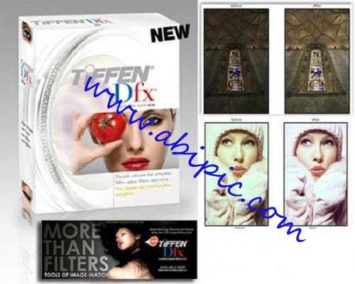 دانلود پلاگین حرفه ای فتوشاپ Tiffen DFX Bundles 3.0.9 برای عکاسان